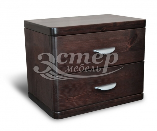 Тумба 2 ящика из серии